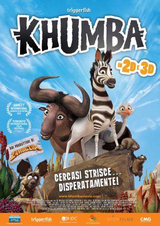 Khumba - Cercasi strisce disperatamente