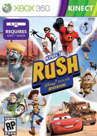 Kinect Rush: Un'avventura Disney Pixar