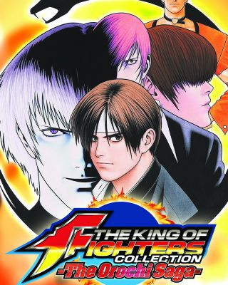 King of Fighters Collection: Orochi Saga