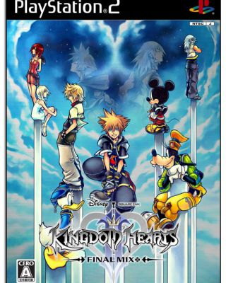 Kingdom Hearts 2 Final Mix +