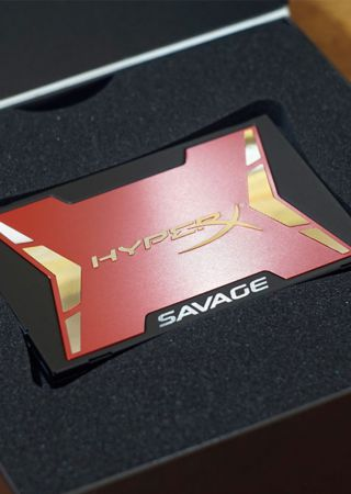 Kingston Hyper-X SAVAGE SSD