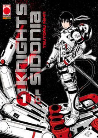 Knights of Sidonia - Manga