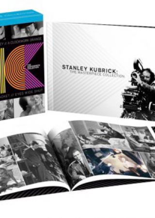 Kubrick The Masterpiece Collection