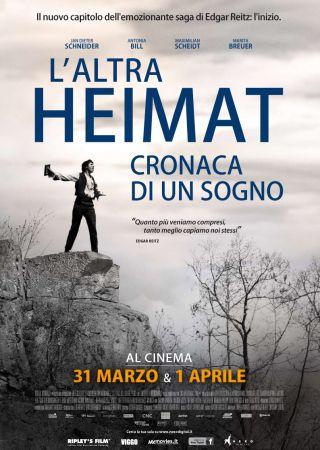 L'Altra Heimat - Cronaca Di Un Sogno