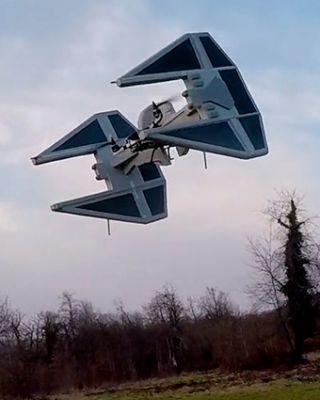 L'attacco dei droni