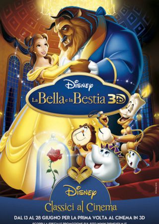 La Bella e la Bestia 3D