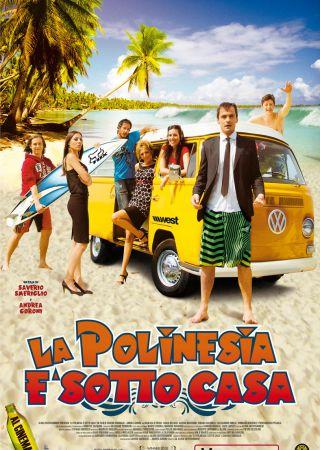 La Polinesia è sotto casa