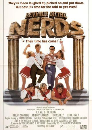 La rivincita dei nerds