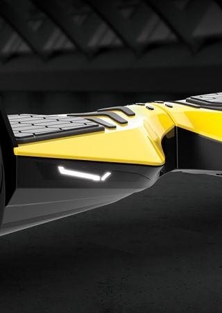 Lamborghini TwoDots Glyboard Corse