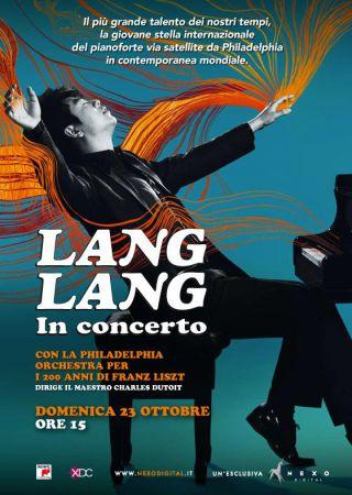 Lang Lang in Concerto: i 200 Anni di Franz Liszt