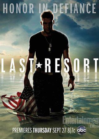 Last Resort - Stagione 1
