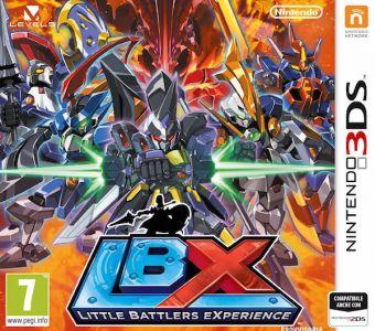 LBX - Little Battlers eXperience