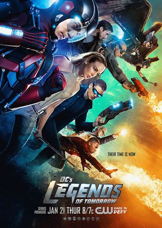 Legends of Tomorrow - Stagione 1