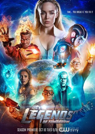 Legends of Tomorrow Stagione 3