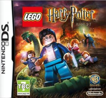 LEGO Harry Potter Anni 5 - 7