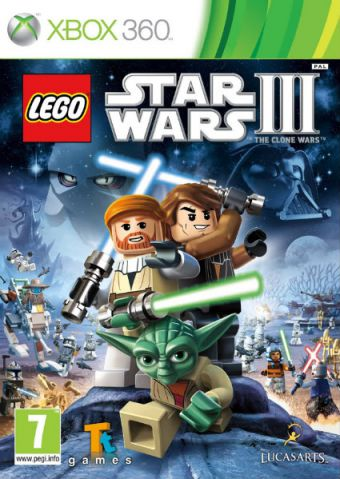 LEGO Star Wars 3: The Clone Wars