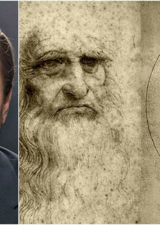 Leonardo da Vinci Biopic - Di Caprio