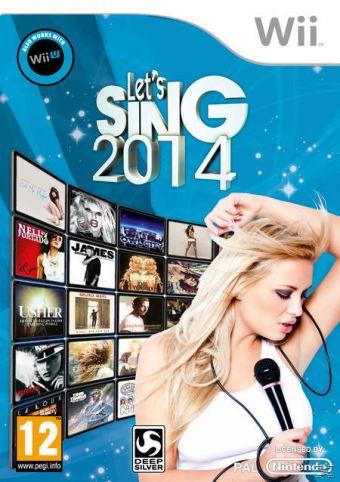 Let's Sing 2014