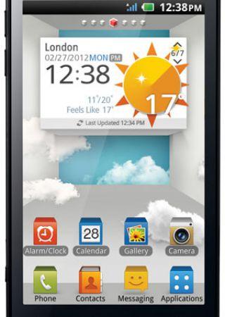 LG Optimus Max 3D