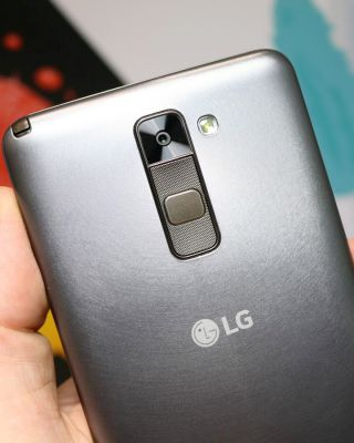 LG Stylus DAB+