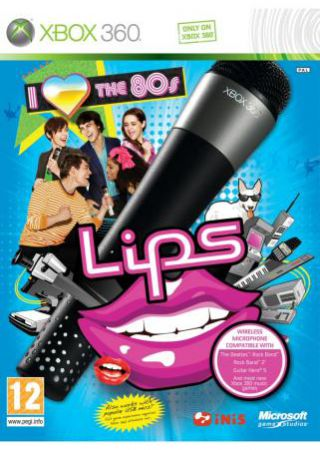 Lips: I Love the '80s