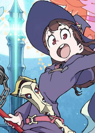 Little Witch Academia - Anime