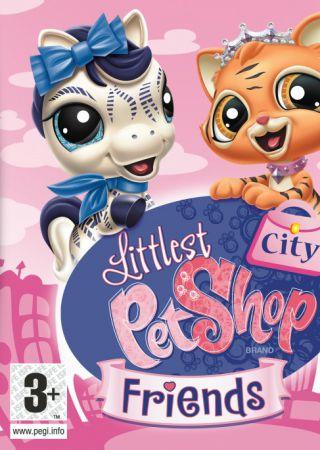 Littlest Pets Shop Friends