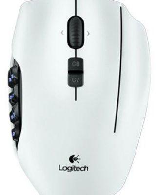 Logitech G600