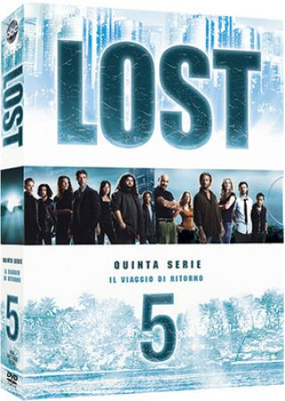 Lost - Stagione 5 (DVD)