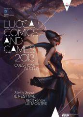 Lucca Comics and Games: Japan Palace