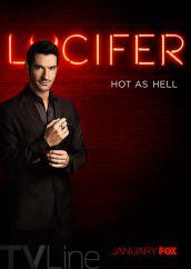 Lucifer: l'angelo del male è ri-tornato per la seconda stagione