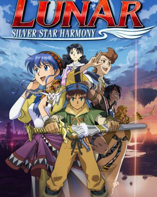 Lunar: Harmony of Silver Star