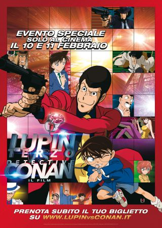 Lupin III vs. Detective Conan The Movie