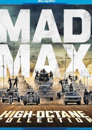 Mad Max High-Octane Collection