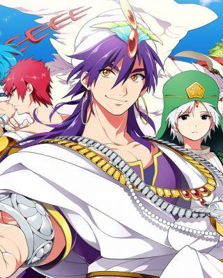 Magi: The Adventures of Sinbad