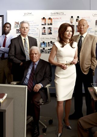 Major Crimes - Stagione 3