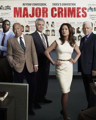 Major Crimes - Stagione 5