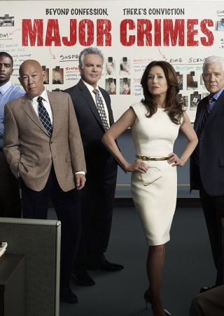 Major Crimes - Stagione 5