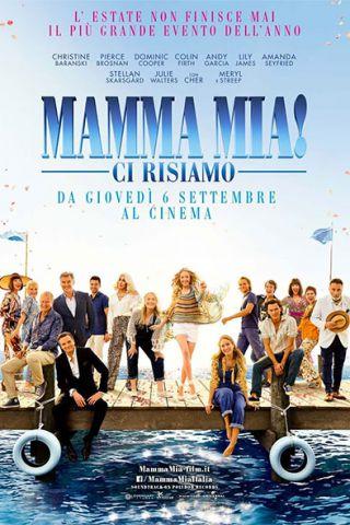 Mamma Mia - Ci Risiamo!