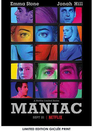 Maniac - Stagione 1