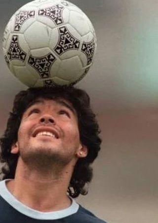 Maradona serie tv