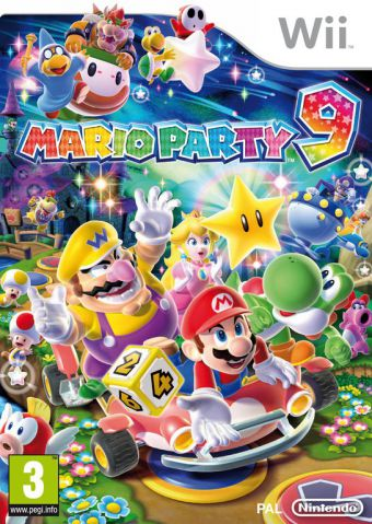Mario Party 9