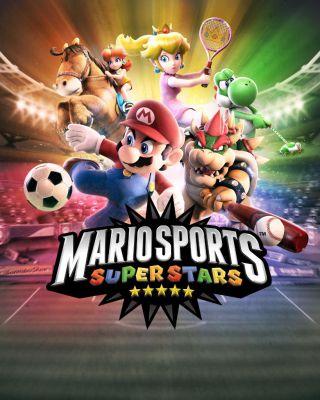 Mario Sports: Super Stars