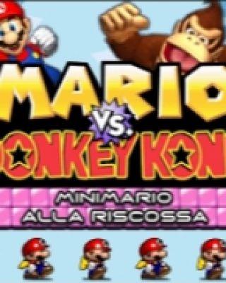 Mario vs. Donkey Kong: Minimario alla riscossa