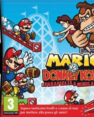 Mario vs. Donkey Kong: Parapiglia a Minilandia