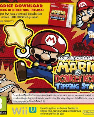 Mario vs Donkey Kong Tipping Stars