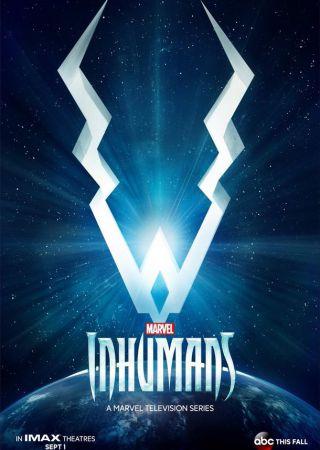 Marvel's Inhumans - Stagione 1