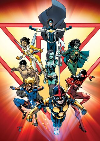 Marvel's New Warriors - Stagione 1
