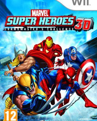 Marvel Super Heroes 3D Grandmaster Challenge