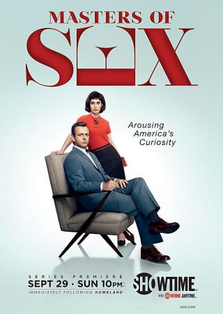 Masters of Sex - Stagione 1